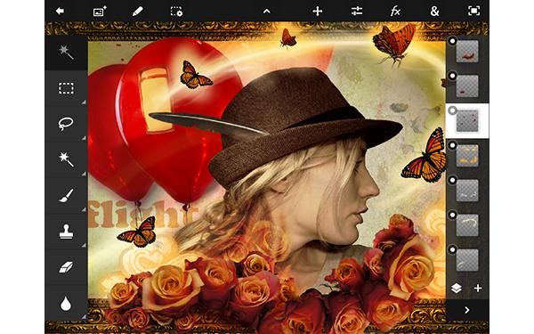 Adobe Photoshop Touch Ios Для Iphone