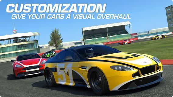 Real Racing 3 Обновление